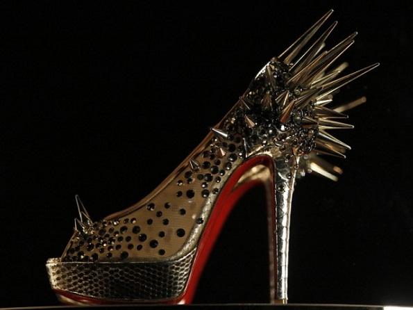 Christian Louboutin Strange shoes