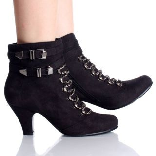 158017340_black-ankle-boots-booties-goth-punk-chain-faux-suede-