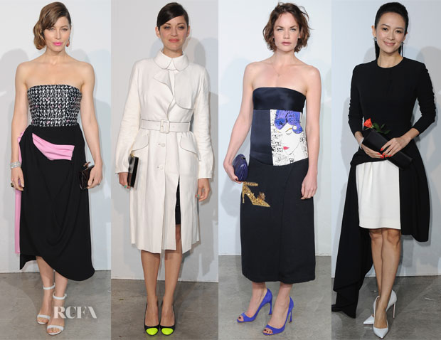 Dior-Cruise-2014-Celebrity-Front-Row