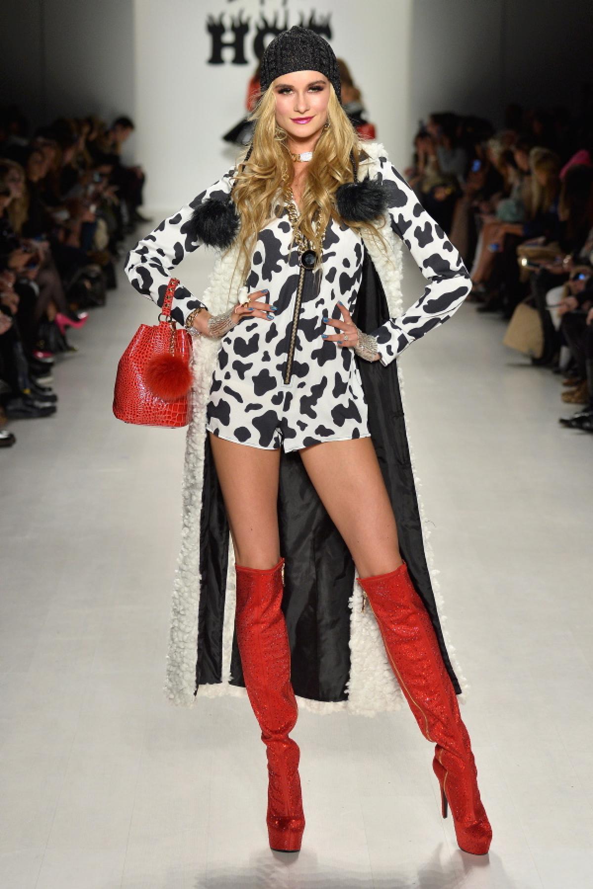 Betsey Johnson Ny Fashion Week