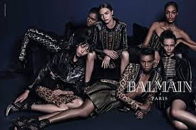 Balmain Fall Winter 2014-2015 theprettyshoes.com